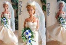 Barbie Ooak clothes from dwbarbie/ Et stk tøj af hver fra dwbarbie / BARBIE  Ooak clothes from dwbarbie for sale/ dwbarbie er en side hvor der sælges forskelligt til Barbie
