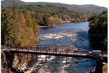 My Adirondack Home / Favorite sights and activities in my area