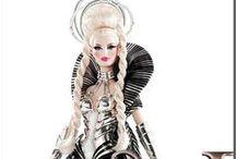 Beautifull fashion dress Barbie / Beautifull dress for Barbie