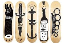 Skateboards / Skateboard design and graphics from around the world.