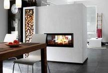 woonkamer en hal / Nieuwe huis ideeën