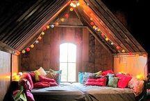 Relax / Esos sitios donde pasarías horas leyendo un buen libro, la mejor musica o la mejor compañia