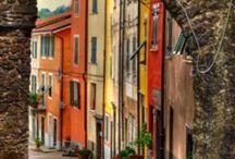 Liguria italie