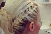 Ballroom Hair Styles / Great ideas and inspirations for competitions!