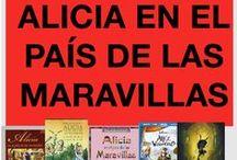 Curiosidades sobre Alicia en el País de las Maravillas / Semana Cultural 2016