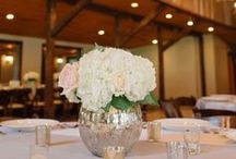 Wedding Flowers & Decor / Wedding flowers and wedding decor design inspiration from Charleston, SC weddings.