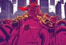Anti Hero Concept