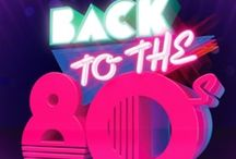 Lovin the 80's!! / by Denise Rakes-Aguirre
