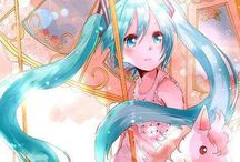νσcαℓσi∂ ♪♪♪(⌒O⌒)♪♪♪ / Everyone can join this group if you're a BIG Vocaloid fan. This board is to show how BIG of a fan you are, so share all your cute Vocaloid pictures here. If you want to join this group all you need to do is message me on kooom1@hotmail.co.uk tell me your username. Then start pinning away :D. Also if you have friends that might be interested in this group invite them, to make this group even BIGGER. Happy pinning. ♪♪♪(⌒O⌒)♪♪♪