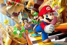 Mario Bros / by Apolline Leparmentier