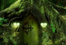 Fantasy and Enchantments... / by Ingrid Nephelie