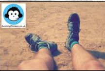 Running - The World at Your Feet / Running - The World at Your Feet