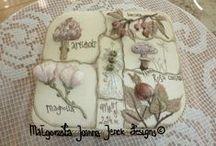 Stumpwork / designed and made by Malgorzata Joanna Jenek / stumpwork embroidery