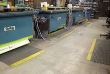 BELFAB / Dust collectors and downdraft tables solutions from BELFAB, a division of Pyradia Inc.