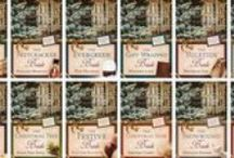The 12 Brides of Christmas / An ebook released Christmas novella collection from Barbour; first novella releases 12 weeks before Christmas 2014