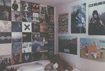 bedroom / i need to tidy my room