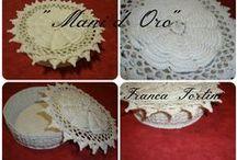 Irish Crochet - Merletto d'Orvieto