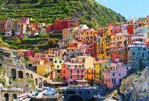 Places to go / Lugares que quero visitar