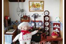 Amigurumi cibo - Crochet food -