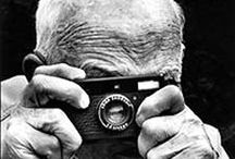 "Henri Cartier Bresson (1908-1944 - FRA) / ""To take a photograph is to align the head, the eye and the heart. It's a way of life"". Henri Cartier-Bresson"