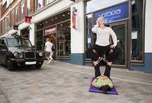 Yotopia Yoga Studio-Venue / Yotopia yoga Studio has a variety of  top notch classes,workshops in central London.