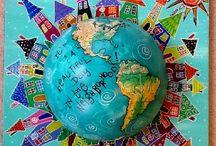 Thème Tour du Monde