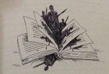 Desenhos de Cornelia Funke