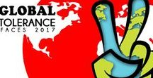 Global Tolerance Faces 2017 / #GlobalTolerance2017  - BE A #GLOBAL #TOLERANCE #FACE 2017  ✌️  It is about #ONEPEOPLE  #ONEWORLD .. and HOW to make this world a better place .. @GlobalTolerance2017 is the NEW Global Campaign of World Leaders Forum Dubai - Global Movement @Madame Sabine Balve is the Founder and President of this Global Initiative, which had in the first campaign (2012-2014) to 100 millionen views. The NEW campaign joint World Champions Sport + Politic Join, be part of the solution, you all matter to us ✌️