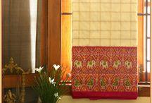 Silk sarees / Enhance Indian Handloom