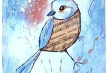Thème Oiseaux
