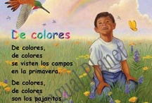Poemas-Canciones / #1 site for dual language materials.   The Learning Patio is a subscription website for printable dual language materials.Become a member and have access to 1000's of pages.  International Subscriptions are welcome through our site Dos Idiomas http://www.dosidiomas.com/  Materials available for purchase our our main site .   Bilingual Planet  www.bilingualplanet.com