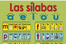 Anchor charts-Sílabas: Directas, trabadas,inversas / Diptongos, Hiatos / #1 site for dual language materials. The Learning Patio is a subscription website for printable dual language materials.Become a member and have access to 1000's of pgs. International Subscriptions are welcomed and processed through Pay Pal Visit our partner site Bilingual Planet www.bilingualplanet.com