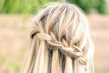Haare und Schönes
