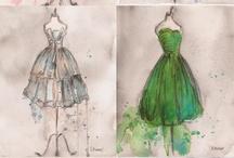Ball dress's