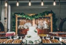 Events at Big Daddy's Los Angeles / Weddings and events at our LA showroom, including the stunning April 2013 wedding for Hilary and Arthur.