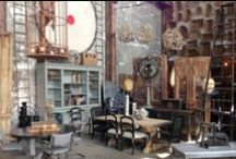 Big Daddy's Antiques San Francisco / Check out our San Francisco showroom! We've got lights, antiques, vintage decor, movie props, and so much more! Visit us at 1550 17th Street, San Francisco, CA 94107. P: 415.621.6800. www.bdantiques.com