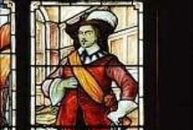 The Stuarts / 1603-1714. An awful time of unrest when England became a republic, civil war tore the country apart & Charles I executed / by Cathy Mills