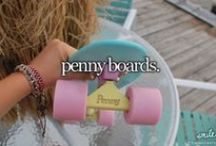 Penny Boards! / by Jazzy Florence Moore
