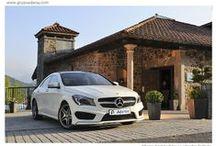 El Mundo con Mercedes-Benz / Queremos conocer rincones del mundo a través de fotografías donde aparezca uno de nuestros Mercedes-Benz en cualquiera de sus facetas.