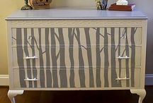 If in doubt paint it / A one stop shop. Buy a piece of furniture, buy our Autentico chalk paint, get inspired