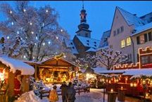 Christmas Tours & Activities / Fabulously festive things to do for the holidays - all around the world!