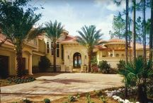 "Dream House / Photos of my Dream House - ""The Fiorentino"" (Plan 6910) by Sater Design."