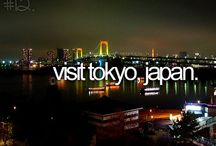 """• Travel Japan • / """"The Agenda"""" for future travelling adventure to Japan!"""