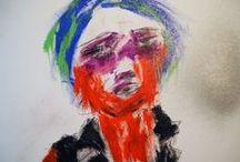 "portfolio ""drawing"" / art, drawing, painting"