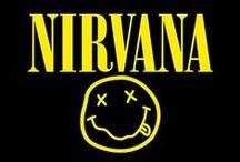 Nirvana / mainly kurt, but  Nevermind