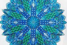 Mandalas / Mandala, inspirational coloring, beautiful coloring