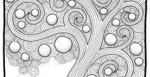 Free printable coloring pages / free coloring page, printable coloring page, colouring page, for adults