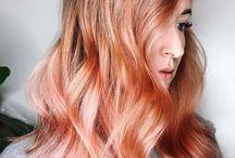 Kolory włosów / Haircolors