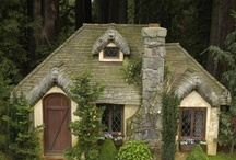 Beautiful houses/cottages/ & around the house / by Maria Peterson