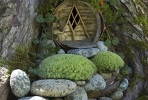 Fairy houses & etc / by Maria Peterson